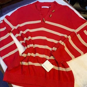 NEW WITH TAGS LIZ CLAIBORNE SWEATER